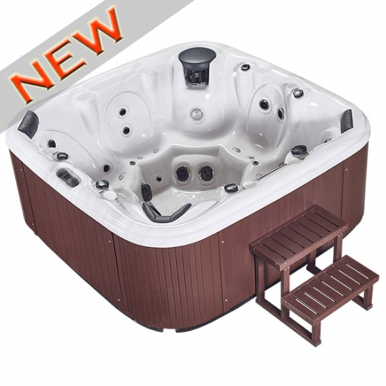 new outdoor hottubs