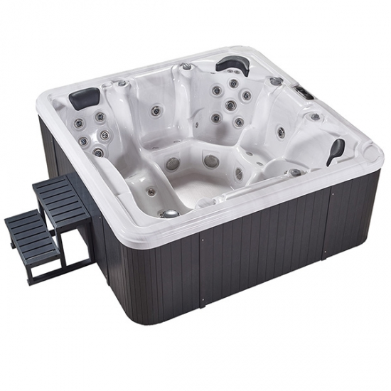 Hot tubs lazy spa